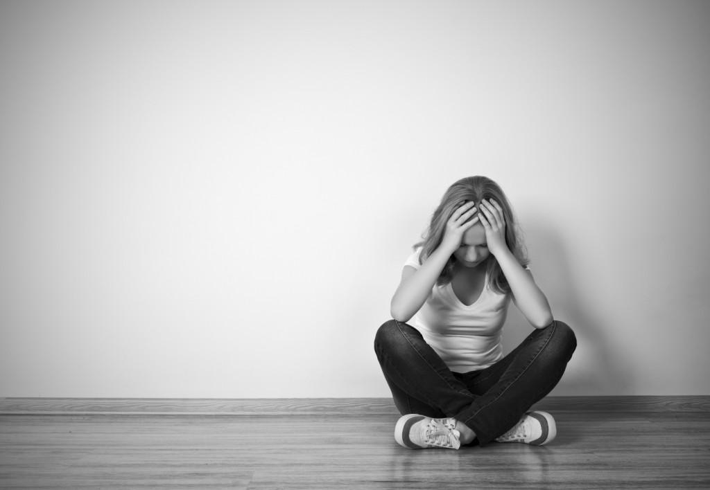 sad girl