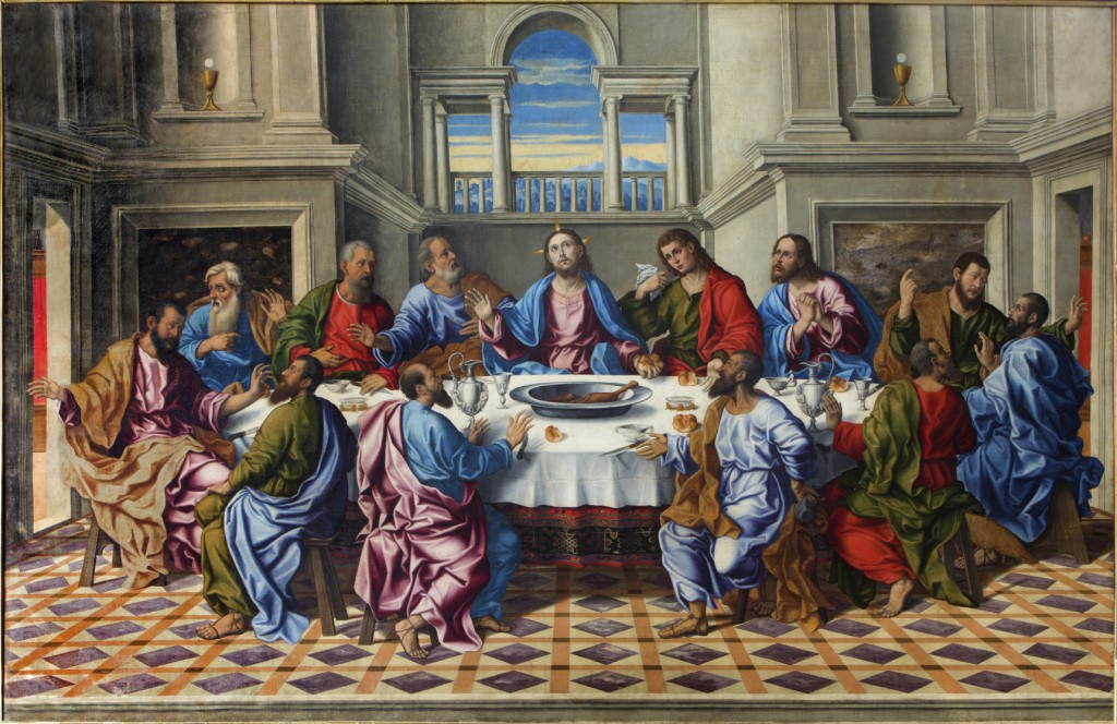 The Last supper of Christ
