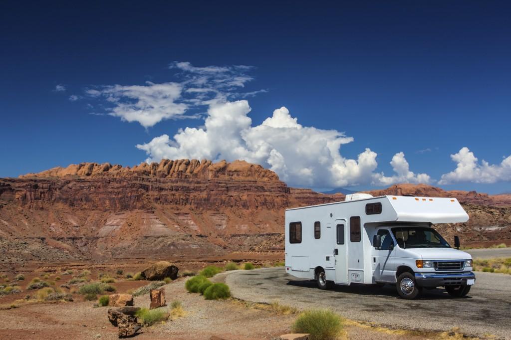 RV canyonlands