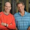 Bill Arnold & George Fraser