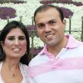 Pastor Saeed Abedini & wife