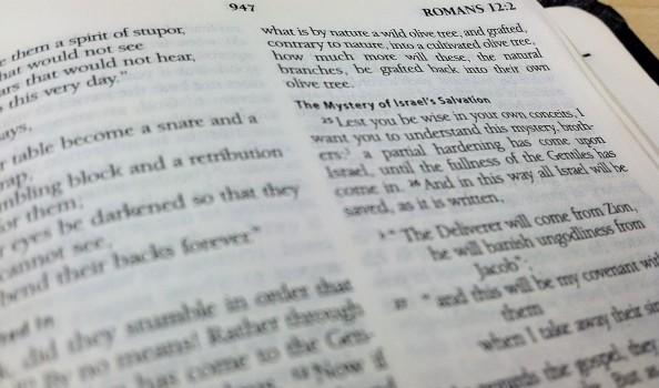 Bible Romans 12