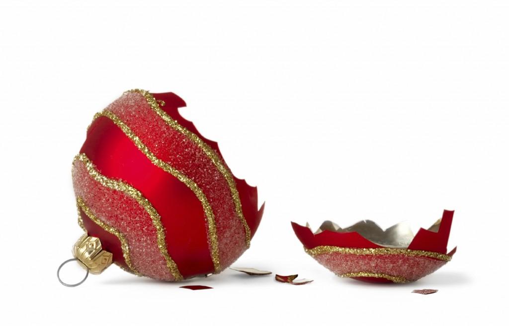 Broken Ornament