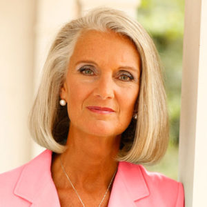 Portrait of Anne Graham-Lotz