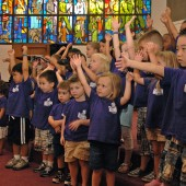 Southpost Chapel hosts Vacation Bible School