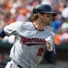 Brian Dozier in action