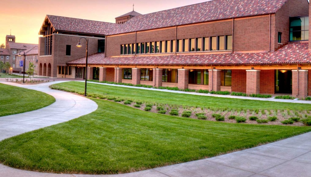 University of Northwestern St.-Paul