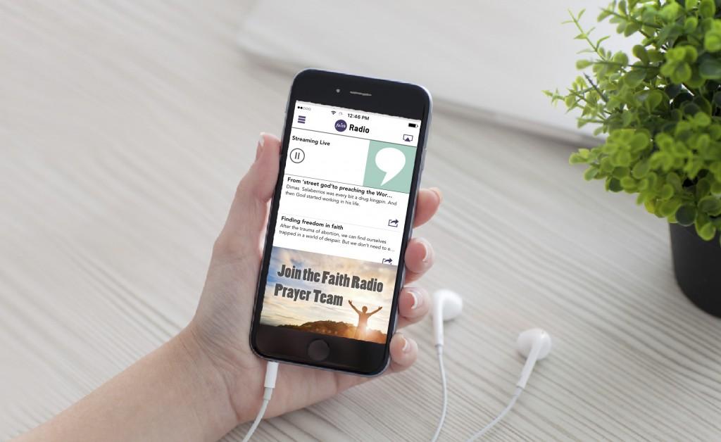 Faith Radio App