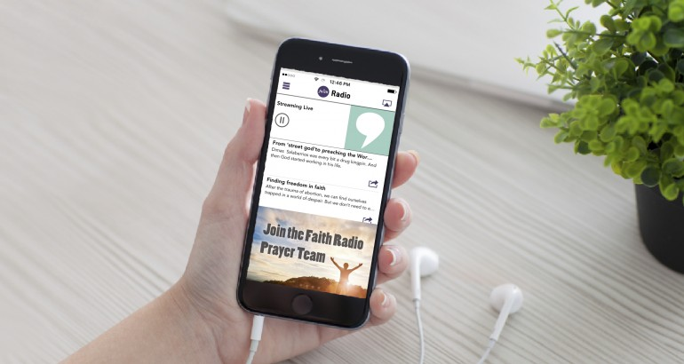 Faith Radio App
