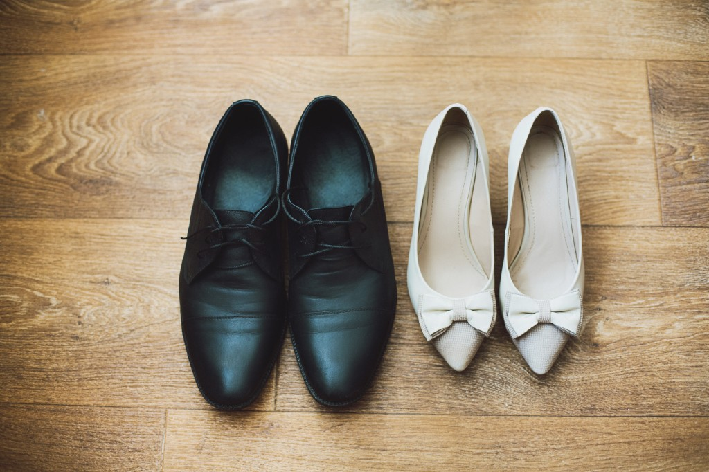 classic men's and women's shoes