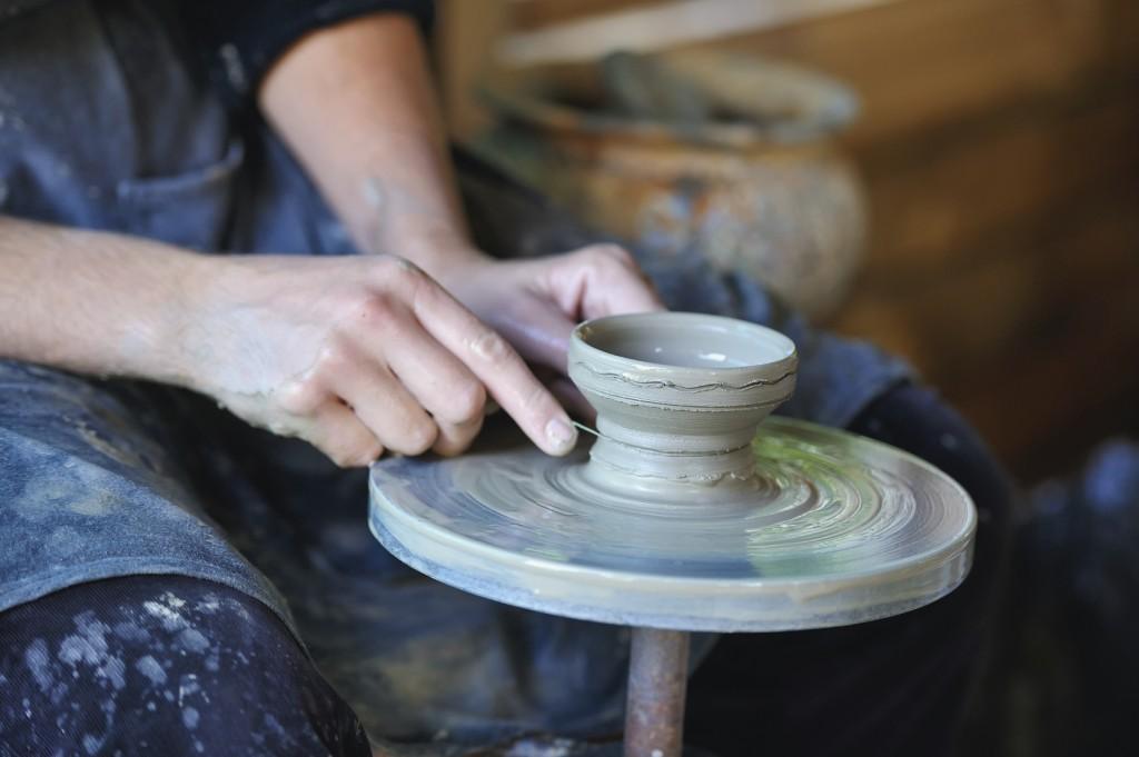Potter's wheel