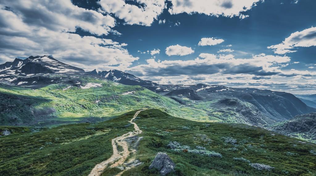 Grogeous Landscape of Norway