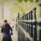 Pedestrians in NYC