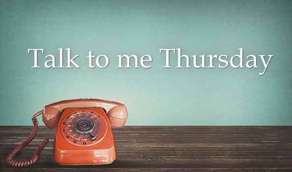LTP Series: Talk to me Thursday