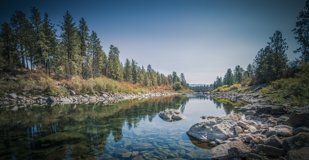 The Spokane River Centennial Trail