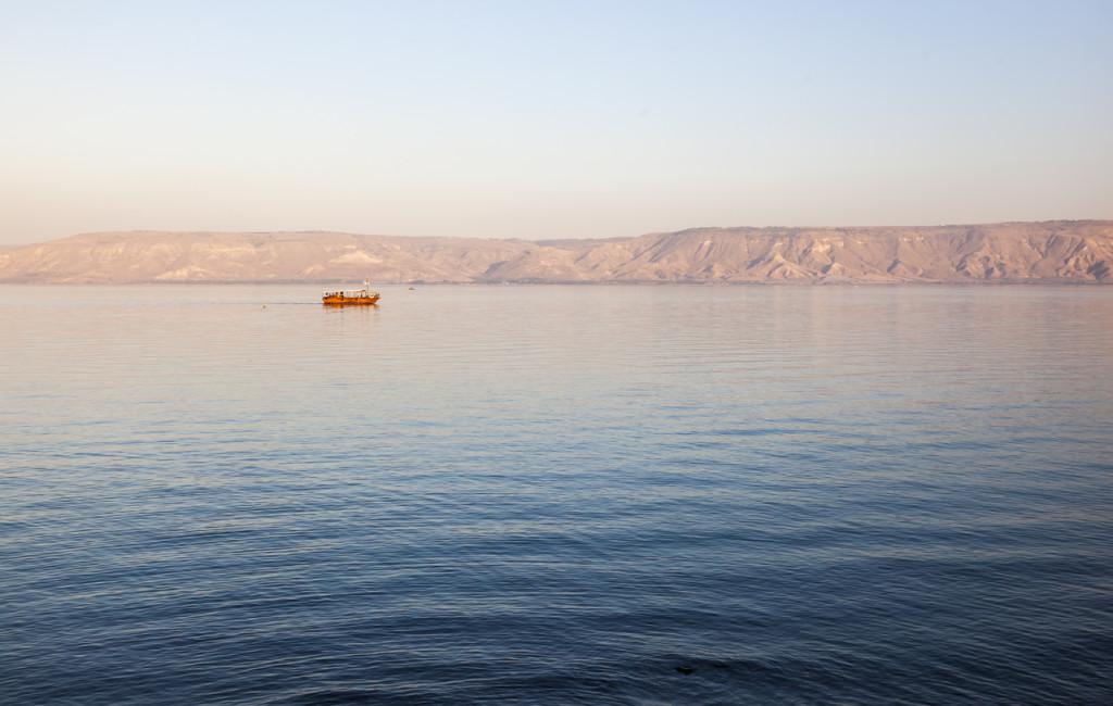 Sea of Galilee. Lower Galilee. Israel.