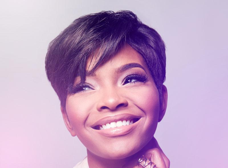 Christian recording artist Jasmine Murray