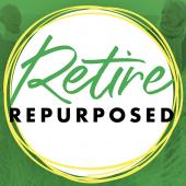 Retire Repurposed Logo