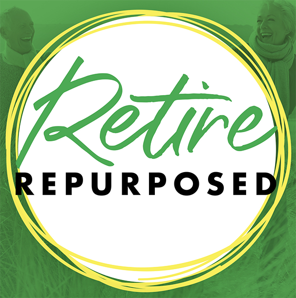 Retire Repurposed Logo