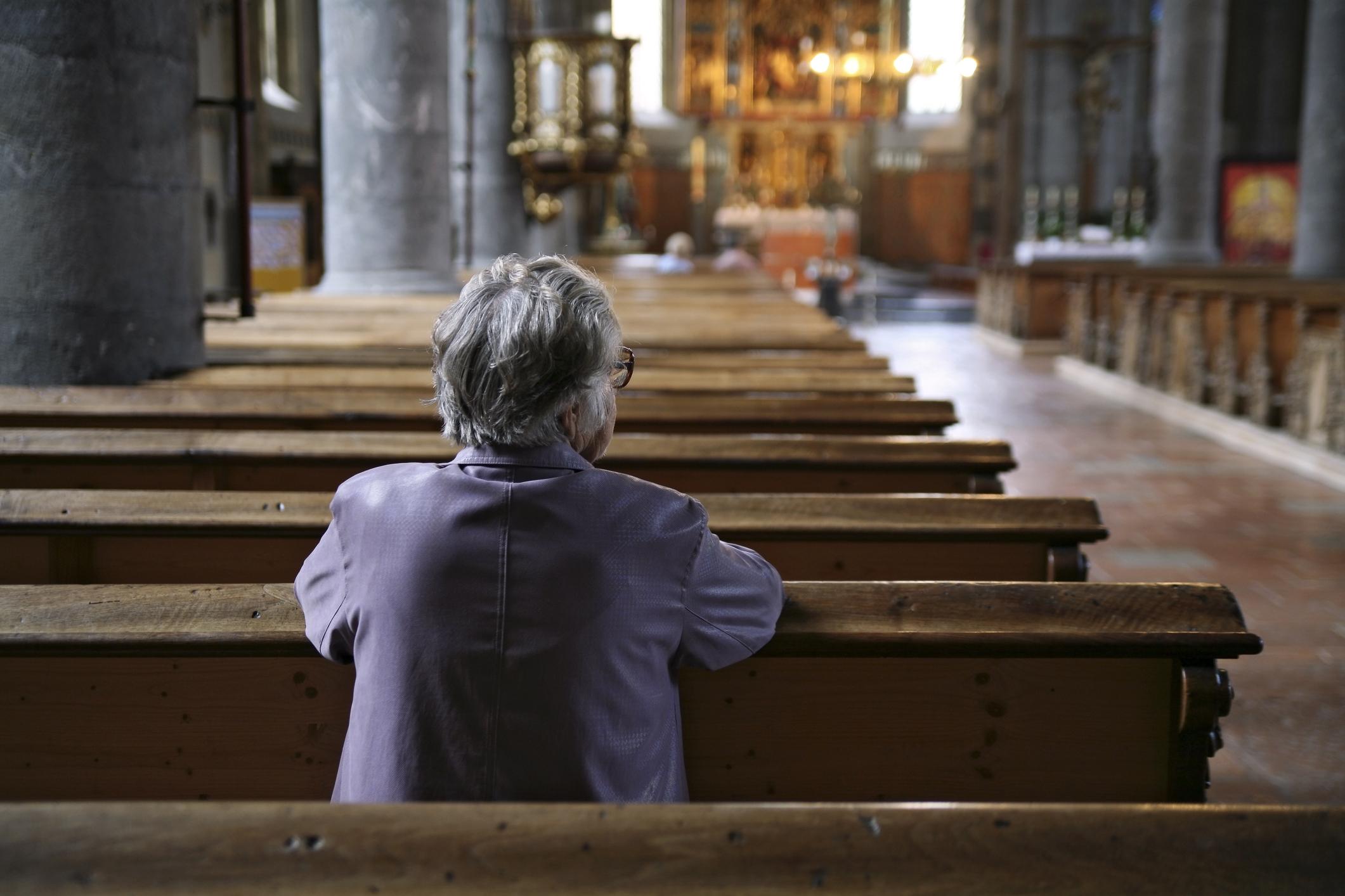church offering prayer - 1024×683