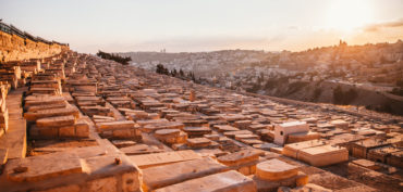 The panoramic view of Jerusalem,Israel.