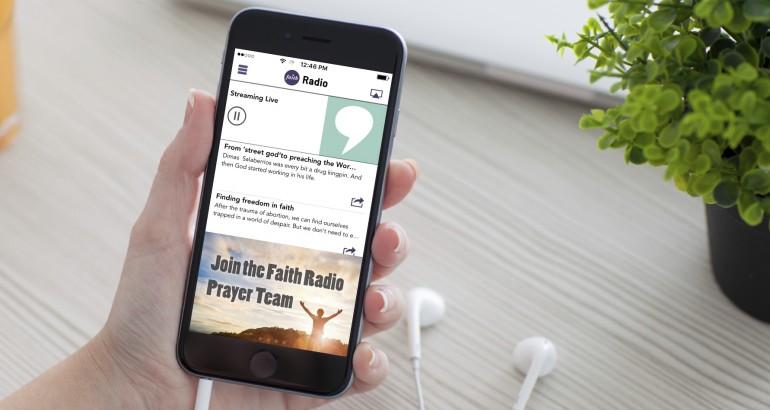 Faith Radio - Christian Talk Radio Faith Radio